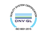 Management System Certificate ISO 9001:2015
