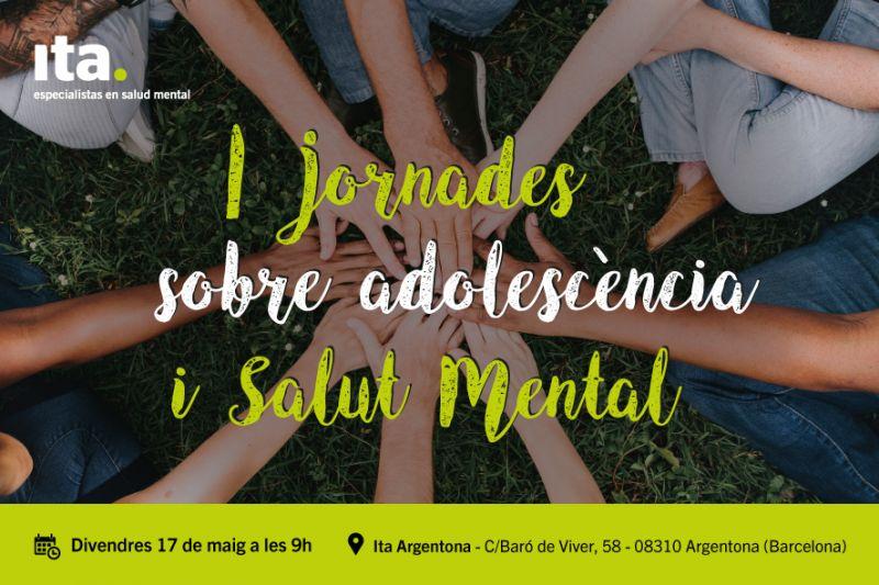 I Jornadas sobre adolescencia y salud mental de ita