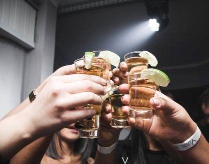 Consumo de alcohol en jóvenes