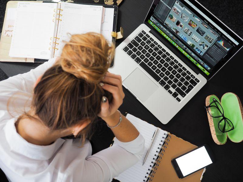 """Adicción al trabajo:  """"Workaholism"""""""