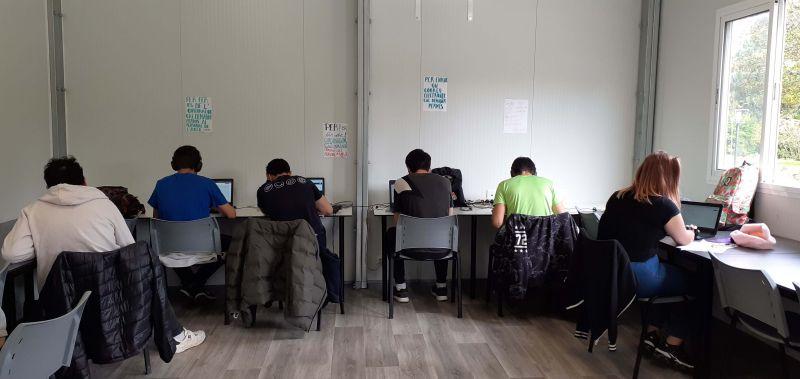 Garantizar el aprendizaje en línea/Ámbito académico-COVID-19