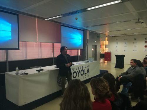 ITA Salud Mental y la Universidad Loyola de Sevilla renuevan su acuerdo de colaboración