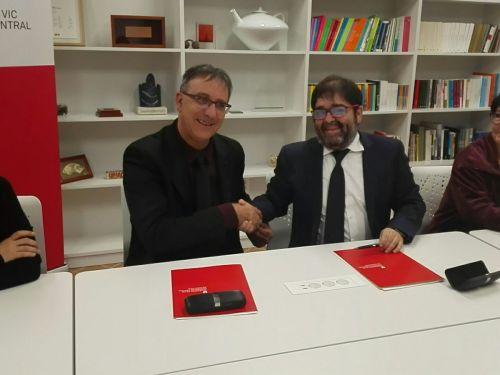 ITA Salud Mental trabajará conjuntamente con la Universidad de Vic