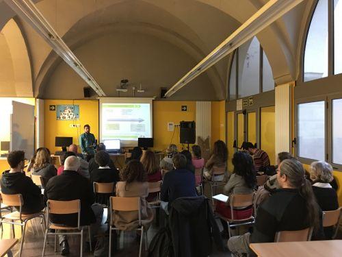 Formación de TDAH en el Instituto Fort Pius de Barcelona