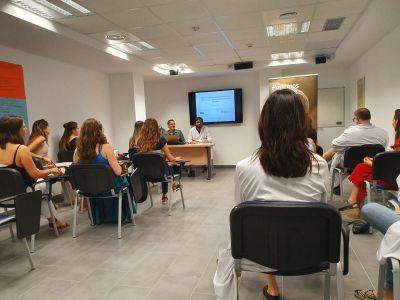Clausura de la VII edición del Máster en Intervención Psicológica en Trastornos de la Conducta Alimentaria y la Obesidad de Ita y la Universidad de Barcelona