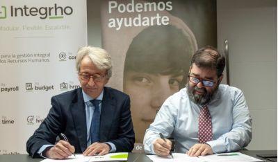 Ita firma un acuerdo con Integrho para mejorar la gestión de equipo en RRHH