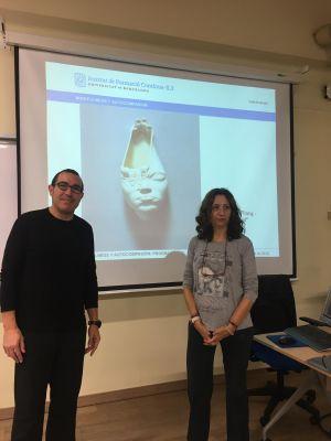 Seminario de Autocompasión en el Máster en Intervenciones basadas en Mindfulness de la Universidad de Barcelona
