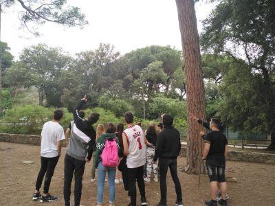 Aprendiendo sobre aves en Ita Argentona