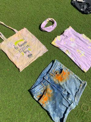 Tie dye en Ita Argentona