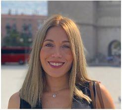 Jessica Navarro de Ita Previ ya es doctora en psicología