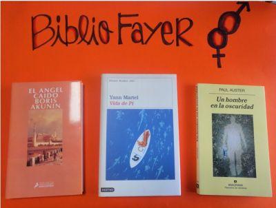 BIBLIO FAYER: el nuevo taller de lectura de Ita Argentona TC