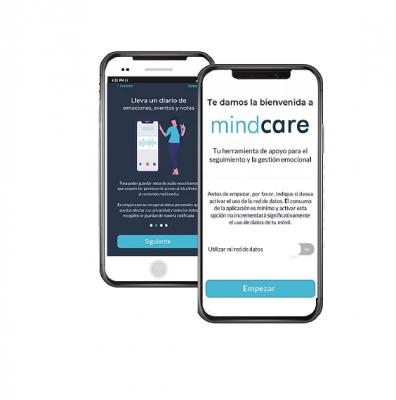 Grupo Ita pone en marcha la app MindCare de gestión de paciente con EB2