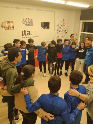 """Ita participa en la 3ª edición de la iniciativa """"Masía Solidaria"""" de la Fundación Barça"""
