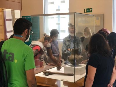 Visita didáctica al Museo de la Prehistoria de Valencia