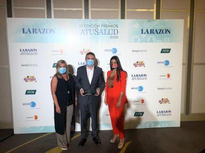 La Razón otorga el premio en salud mental a Ita especialistas en salud mental
