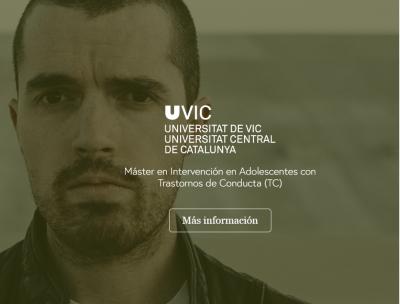 I edición del Máster especializado en Trastornos de la Conducta de Ita y la Universidad de Vic