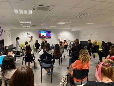 Presentación de la APP EB2: Mindcare en Ita Avenir
