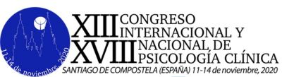 XIII Congreso Internacional de Psicología Clínica en Santiago de Compostela