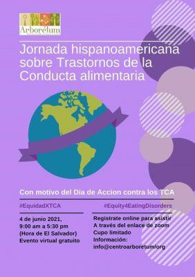 Jornada hispanoamericana sobre Trastornos de la Conducta Alimentaria