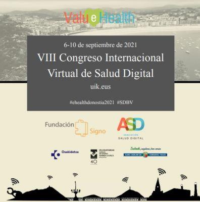 VIII Congreso Internacional Virtual de Salud Digital