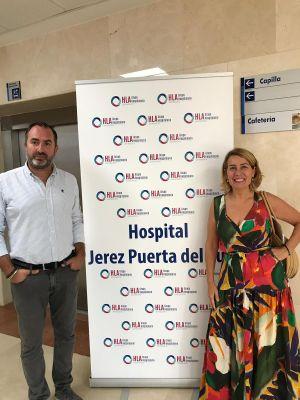 Arranca la primera unidad especializada en el tratamiento de los TCA en Jerez