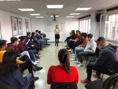 Formación de líderes Humanista: EFE Málaga
