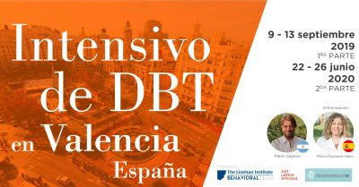 ¿Qué es la DBT? Curso intensivo en Valencia sobre estas terapias
