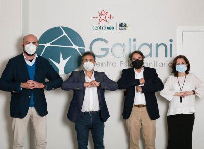 Ita firma un acuerdo de colaboración con el Centro Psicosanitario Galiani en Sevilla