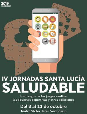 IV Jornada Santa Lucía Saludable