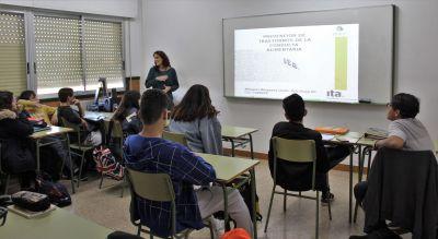 Prevención de TCA en las escuelas de Valencia