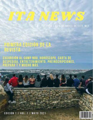 Los pacientes de la unidad de trastornos de la conducta de Ita Argentona ponen en marcha una revista