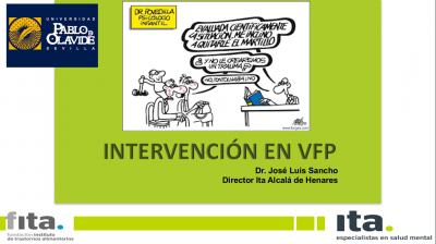 Masterclass: Violencia Filioparental en la Universidad Pablo Olavide de Sevilla, de la mano de José Luis Sancho, director de Ita Alcalá