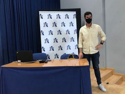 Adrián Perea, director del centro residencial ACUDE Málaga estuvo en CESUR Málaga PTA para hablar sobre TC
