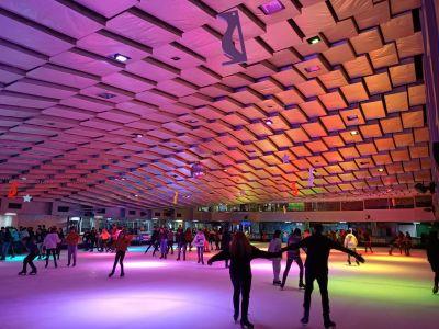 Ocio saludable: salida al skating de Barcelona