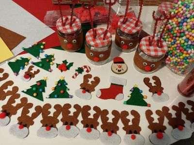 Fireta de Nadal 2020 en Ita Argentona