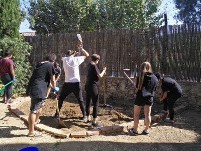 El huerto: un proyecto terapéutico de Ita Argentona