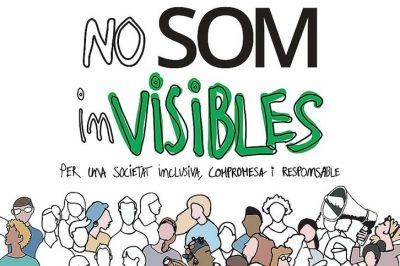 Día Internacional de las personas con discapacidad: #NOSOMINVISIBLES