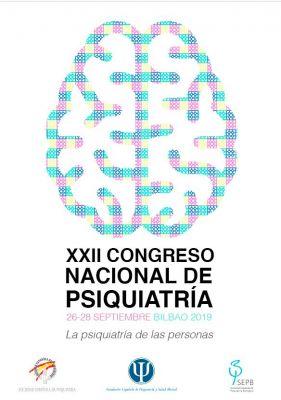 XXII Congreso Nacional de Psiquiatría en Bilbao