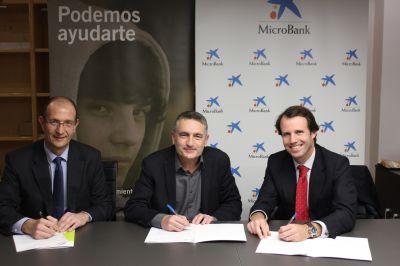 Ita y Microbank firman un convenio de colaboración para facilitar la financiación de la hospitalización en los tratamientos de salud mental