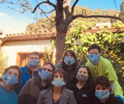 Gracias a AB· Orígenes por mantener a los terapeutas de Ita Adicciones protegidos durante el COVID-19