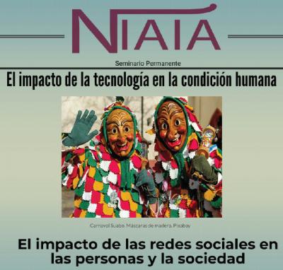 """Conferencia """"El impacto de las redes sociales en las personas y la sociedad"""""""