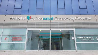 Nueva Unidad especializada en TCA en QuirónSalud Campo de Gibraltar