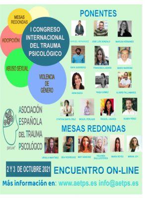 I Congreso Internacional del Trauma Psicológico