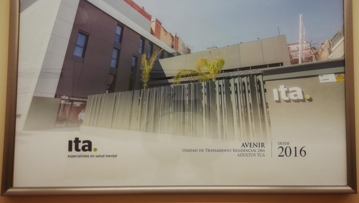 20 a os de historia de ita salud mental decoran su centro de sabadell - Centro de sabadell ...